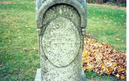 SHOFFNER, ADA - Logan County, Ohio | ADA SHOFFNER - Ohio Gravestone Photos