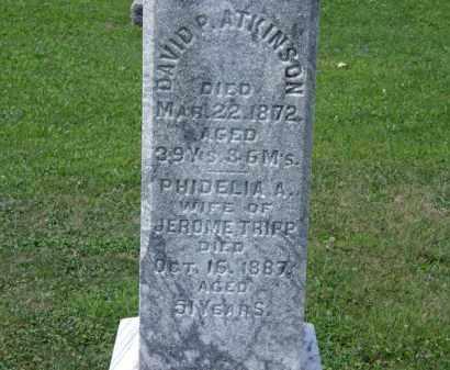 TRIPP, JEROME - Lorain County, Ohio   JEROME TRIPP - Ohio Gravestone Photos