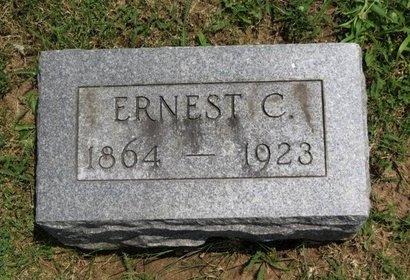 BAKER, ERNEST C. - Lorain County, Ohio | ERNEST C. BAKER - Ohio Gravestone Photos