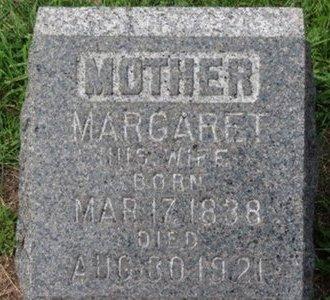 BAKER, MAGARET - Lorain County, Ohio | MAGARET BAKER - Ohio Gravestone Photos