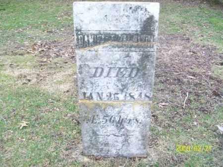 BALDWIN, DANIEL T - Lorain County, Ohio | DANIEL T BALDWIN - Ohio Gravestone Photos