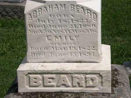 BEARD, EMILY - Lorain County, Ohio   EMILY BEARD - Ohio Gravestone Photos
