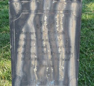 CAHOON, HULDAH - Lorain County, Ohio | HULDAH CAHOON - Ohio Gravestone Photos