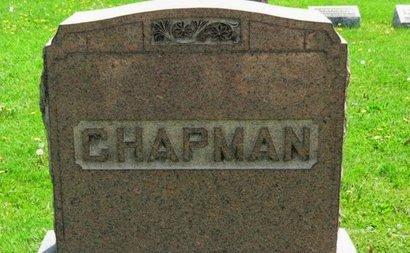CHAPMAN, FAMILY MARKER - Lorain County, Ohio | FAMILY MARKER CHAPMAN - Ohio Gravestone Photos