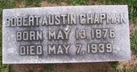 CHAPMAN, ROBERT - Lorain County, Ohio   ROBERT CHAPMAN - Ohio Gravestone Photos
