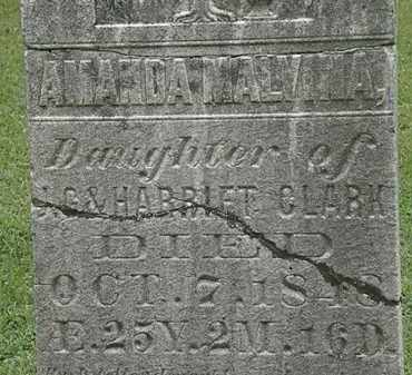 CLARK, HARRIET - Lorain County, Ohio | HARRIET CLARK - Ohio Gravestone Photos