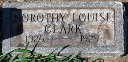 CLARK, DOROTHY LOUISE - Lorain County, Ohio | DOROTHY LOUISE CLARK - Ohio Gravestone Photos