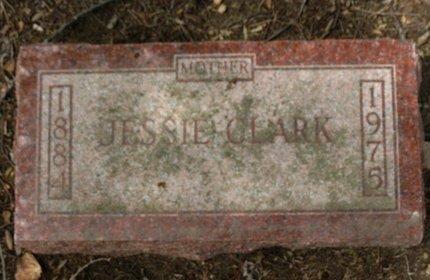 CLARK, JESSIE - Lorain County, Ohio | JESSIE CLARK - Ohio Gravestone Photos