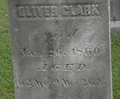 CLARK, OLIVER - Lorain County, Ohio | OLIVER CLARK - Ohio Gravestone Photos
