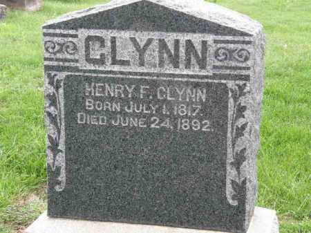CLYNN, HENRY F. - Lorain County, Ohio   HENRY F. CLYNN - Ohio Gravestone Photos