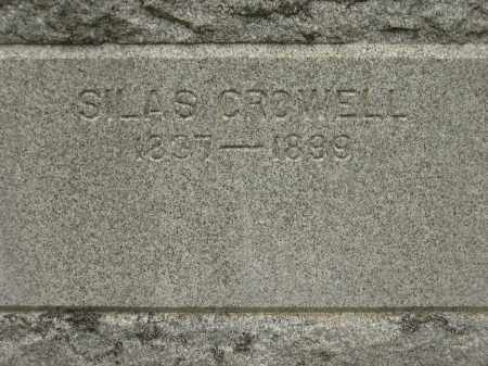 CROWELL, SILAS - Lorain County, Ohio | SILAS CROWELL - Ohio Gravestone Photos