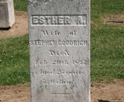 GOODRICH, STEPHEN - Lorain County, Ohio | STEPHEN GOODRICH - Ohio Gravestone Photos