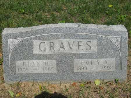 GRAVES, DEAN - Lorain County, Ohio | DEAN GRAVES - Ohio Gravestone Photos