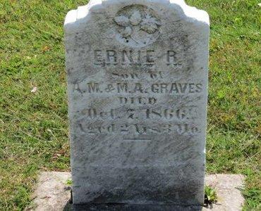 GRAVES, A.M. - Lorain County, Ohio   A.M. GRAVES - Ohio Gravestone Photos