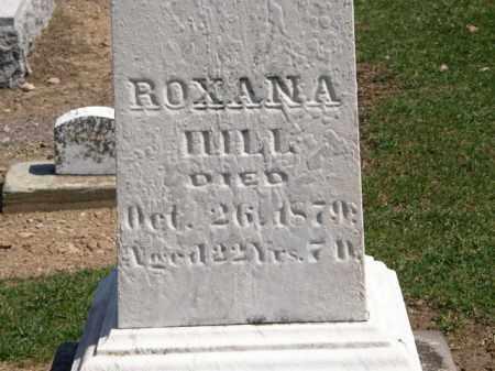 HILL, ROXANA - Lorain County, Ohio | ROXANA HILL - Ohio Gravestone Photos