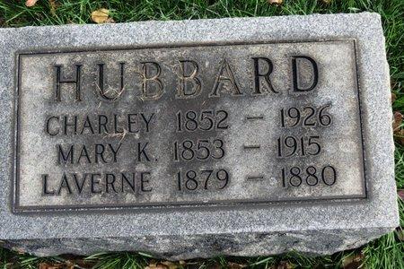 HUBBARD, MARY K. - Lorain County, Ohio | MARY K. HUBBARD - Ohio Gravestone Photos
