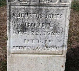 JONES, AUGUSTUS - Lorain County, Ohio | AUGUSTUS JONES - Ohio Gravestone Photos