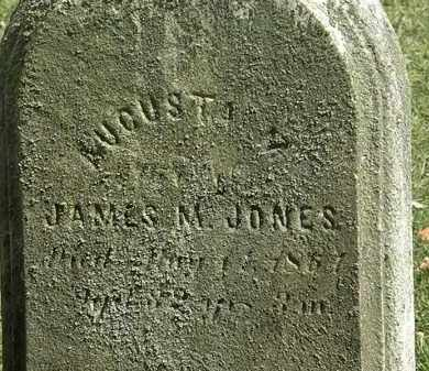 JONES, AUGUSTA - Lorain County, Ohio | AUGUSTA JONES - Ohio Gravestone Photos