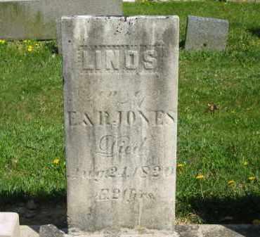 JONES, R - Lorain County, Ohio | R JONES - Ohio Gravestone Photos