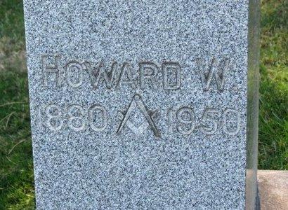 LEWIS, HOWARD W. - Lorain County, Ohio | HOWARD W. LEWIS - Ohio Gravestone Photos