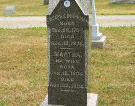 LINDERMAN, JOSEPH L. - Lorain County, Ohio | JOSEPH L. LINDERMAN - Ohio Gravestone Photos