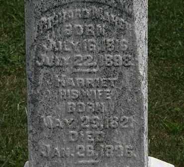 MARSH, RICHARD - Lorain County, Ohio | RICHARD MARSH - Ohio Gravestone Photos