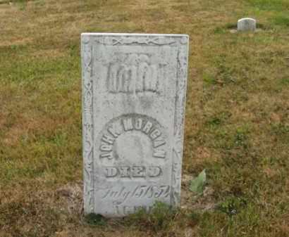 MORGAN, JOHN - Lorain County, Ohio | JOHN MORGAN - Ohio Gravestone Photos