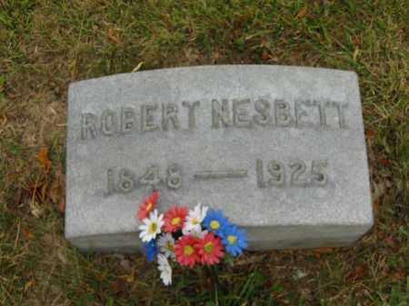 NESBETT, ROBERT - Lorain County, Ohio | ROBERT NESBETT - Ohio Gravestone Photos