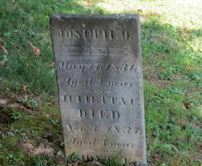 ROCKWOOD, JULIETTA C. - Lorain County, Ohio | JULIETTA C. ROCKWOOD - Ohio Gravestone Photos