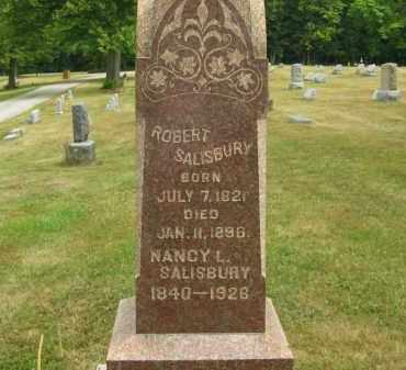 SALISBURY, ROBERT - Lorain County, Ohio | ROBERT SALISBURY - Ohio Gravestone Photos