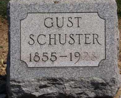 SCHUSTER, GUST - Lorain County, Ohio   GUST SCHUSTER - Ohio Gravestone Photos