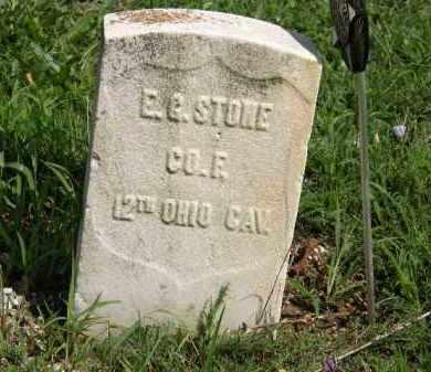 STONE, E. G. - Lorain County, Ohio   E. G. STONE - Ohio Gravestone Photos