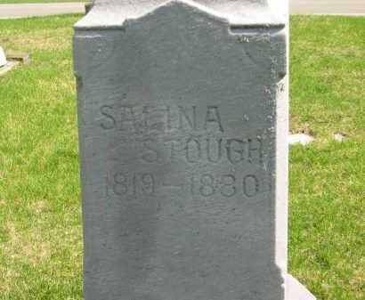 STOUGH, SALINA - Lorain County, Ohio | SALINA STOUGH - Ohio Gravestone Photos