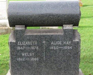TITUS, ALICE MAY - Lorain County, Ohio | ALICE MAY TITUS - Ohio Gravestone Photos