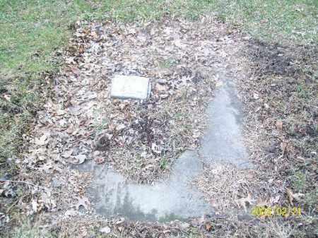 UNKNOWN, MARKER - Lorain County, Ohio   MARKER UNKNOWN - Ohio Gravestone Photos