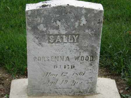 WOOD, SALLY - Lorain County, Ohio   SALLY WOOD - Ohio Gravestone Photos