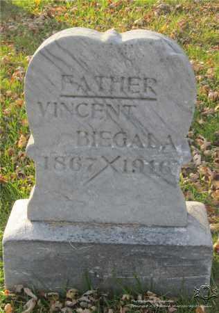 BIEGALA, VINCENT - Lucas County, Ohio | VINCENT BIEGALA - Ohio Gravestone Photos