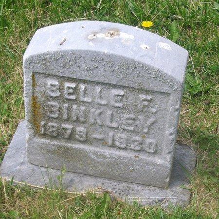 BINKLEY, BELLE F. - Lucas County, Ohio | BELLE F. BINKLEY - Ohio Gravestone Photos