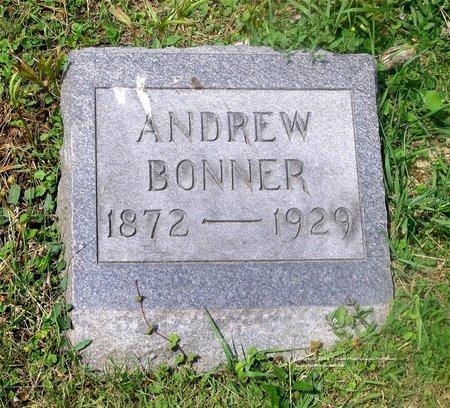 BONNER, ANDREW - Lucas County, Ohio | ANDREW BONNER - Ohio Gravestone Photos