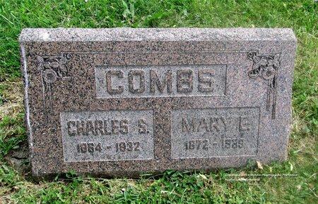 COMBS, CHARLES S. - Lucas County, Ohio | CHARLES S. COMBS - Ohio Gravestone Photos