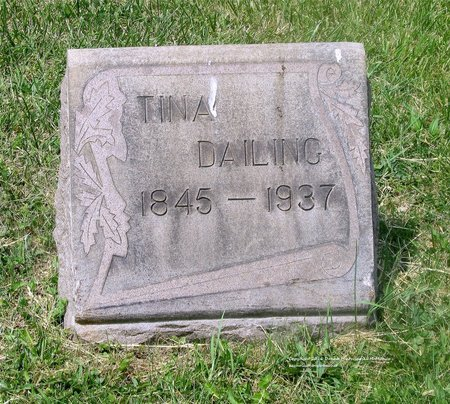 DESENS DAILING, TINA - Lucas County, Ohio | TINA DESENS DAILING - Ohio Gravestone Photos
