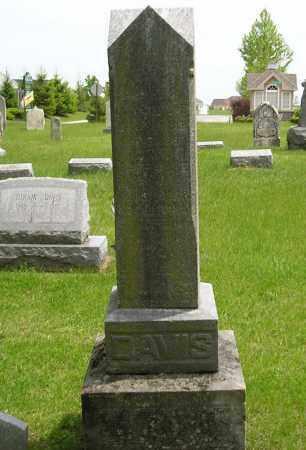 STUMP DAVIS, CATHERINE - Lucas County, Ohio | CATHERINE STUMP DAVIS - Ohio Gravestone Photos