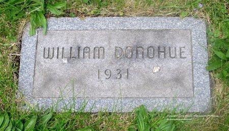 DONOHUE, WILLIAM - Lucas County, Ohio | WILLIAM DONOHUE - Ohio Gravestone Photos
