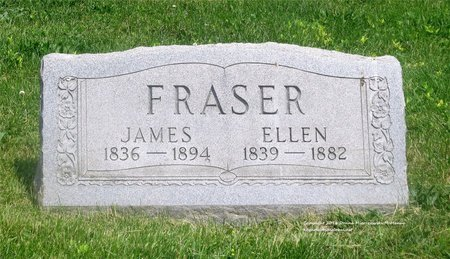 FRASER, JAMES - Lucas County, Ohio   JAMES FRASER - Ohio Gravestone Photos