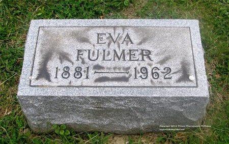 FULMER, EVA - Lucas County, Ohio   EVA FULMER - Ohio Gravestone Photos