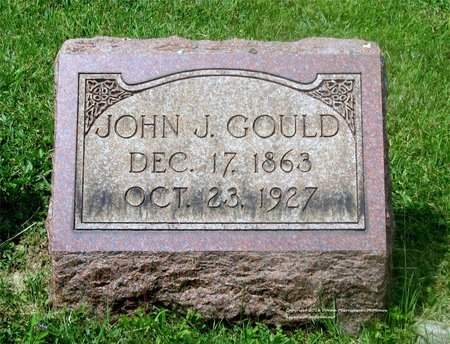 GOULD, JOHN J. - Lucas County, Ohio | JOHN J. GOULD - Ohio Gravestone Photos
