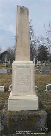 HAMILTON, JAMES KENT - Lucas County, Ohio | JAMES KENT HAMILTON - Ohio Gravestone Photos