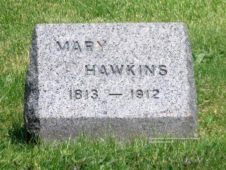 HAWKINS, MARY - Lucas County, Ohio | MARY HAWKINS - Ohio Gravestone Photos