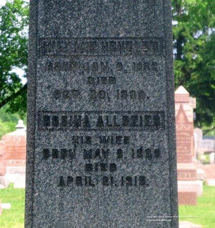 HENZLER, WILLIAM - Lucas County, Ohio | WILLIAM HENZLER - Ohio Gravestone Photos