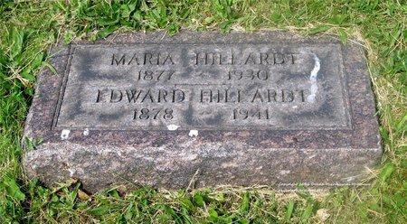 HILLARDT, EDWARD - Lucas County, Ohio | EDWARD HILLARDT - Ohio Gravestone Photos